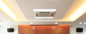 Ceiling or Cassette Type Air-Conditioner