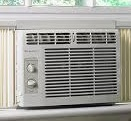 window unit air-conditioner